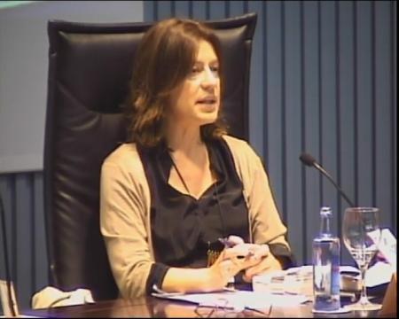 Carmen Bouso Montero, letrada da Xunta de Galicia